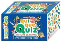 Quiquequiz histoire de France