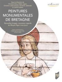 Peintures monumentales de Bretagne