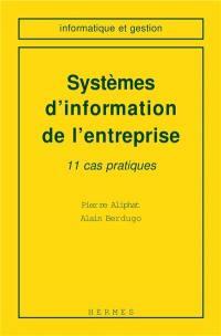 Systèmes informatiques de l'entreprise