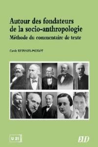 Autour des fondateurs de la socio-anthropologie