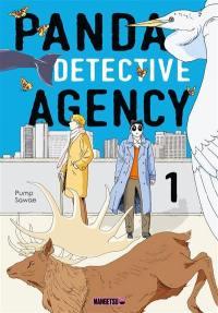 Panda detective agency. Volume 1,