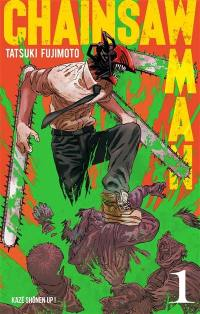 Chainsaw Man. Volume 1,