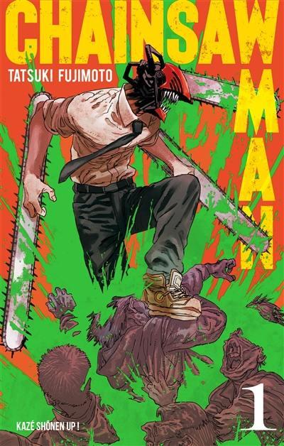 Chainsaw Man. Volume 1,
