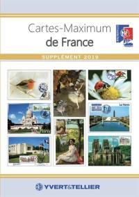 Cartes maximum de France