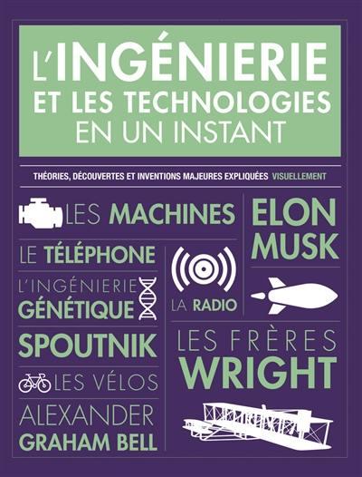 L'ingénierie et les technologies en un instant