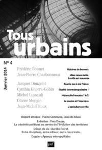 Tous urbains. n° 4 (2013),