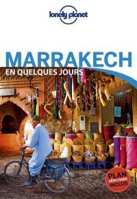 Marrakech en quelques jours