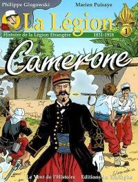 La Légion. Volume 1, Cameron