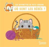 Les devinettes de Petit Renard, Où sont les bébés ?