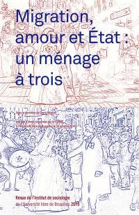 Revue de l'Institut de sociologie. n° 2015, Migration, amour et Etat