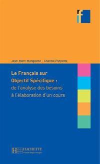 Le français sur objectif spécifique