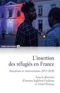 L'insertion des réfugiés en France