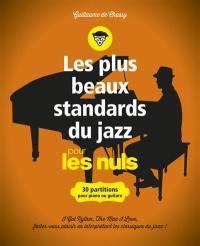 Les plus beaux standards du jazz pour les nuls
