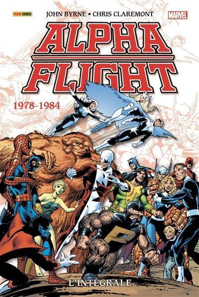 Alpha flight, 1978-1984