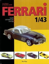 Ferrari 1:43