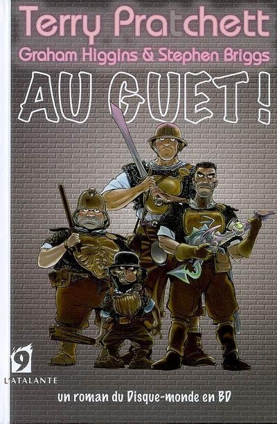 Au guet ! : un roman du Disque-monde en BD