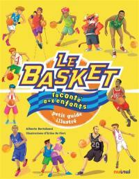 Le basket raconté aux enfants