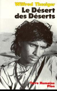 Le désert des déserts