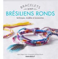Bracelets brésiliens ronds