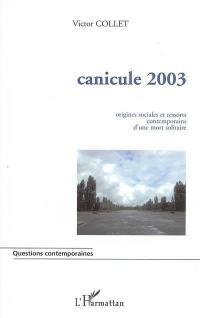 Canicule 2003