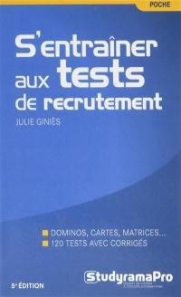 S'entraîner aux tests de recrutement