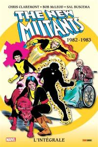 The New Mutants, 1982-1983