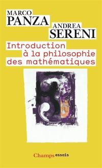 Introduction à la philosophie des mathématiques