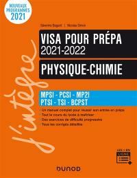Physique chimie, visa pour la prépa