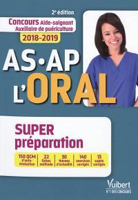 AS-AP, l'oral