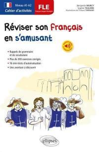 Réviser son français en s'amusant