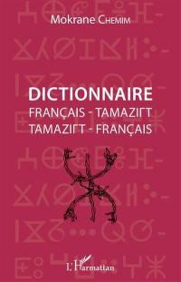 Dictionnaire français-tamazight, tamazight-français
