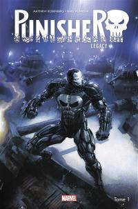 Punisher legacy. Volume 1, War machine