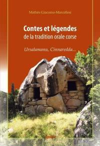 Contes et légendes de la tradition orale corse