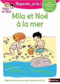 Mila et Noé à la mer