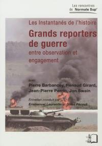 Grands reporters de guerre