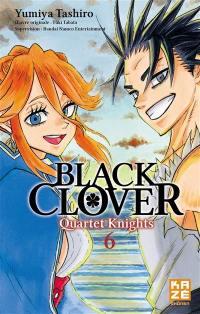 Black Clover. Volume 6,