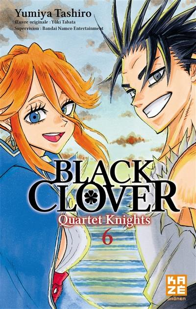 Black Clover. Volume 6,