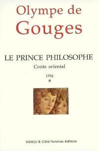 Le prince philosophe, 1792. Volume 1,