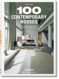 100 contemporary houses = 100 zeitgenössische Haüser = 100 maison contemporaines