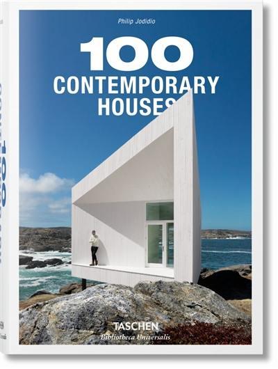 100 contemporary houses = 100 zeitgenössische Haüser = 100 maison contemporaines