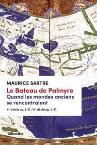 Le bateau de Palmyre