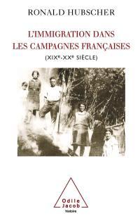L'immigration dans les campagnes françaises