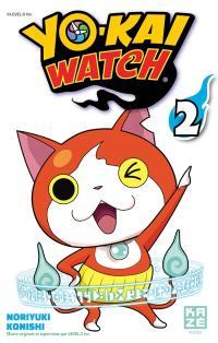 Yo-kai watch. Volume 2,