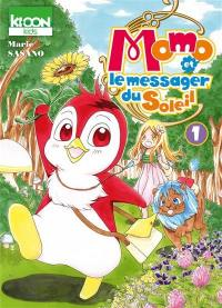 Momo et le messager du Soleil. Volume 1,