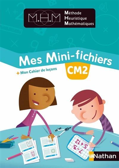 Mes mini-fichiers CM2 : + mon cahier de leçons