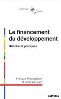 Le financement du développement