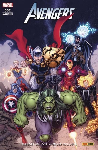 Avengers. n° 2, Avenger un jour, Avenger toujours