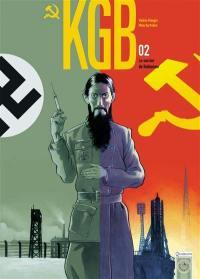 KGB. Volume 2, Le sorcier de Baïkonour