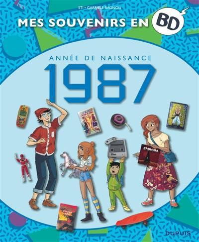 Mes souvenirs en BD. Volume 48, Année de naissance