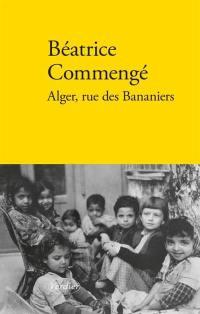 Alger, rue des bananiers